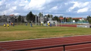 preview picture of video 'Bornaer SV 91 - TSV Großsteinberg | Sehenswerter Fernschuss'