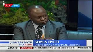 Alutalala Mukhwana:Sababu za kufanya kushinda au kutoshinda kesi