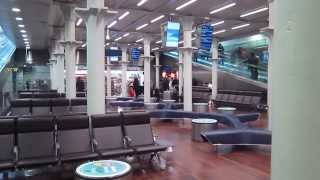 preview picture of video 'Eurostar Terminal in St. Pancras, London'