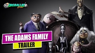 THE ADDAMS FAMILY | Official Teaser Trailer - addams family
