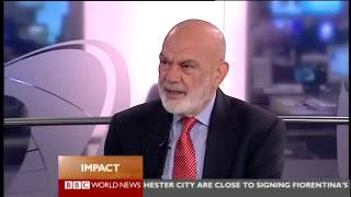 LONDON 2012 PARALYMPICS - TARIQ MUSTAFA INTV - BBC WORLD NEWS