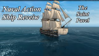 Naval Action Ship Review The Saint Pavel