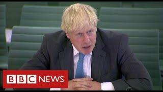 """Boris Johnson obwinia braki testów na koronawirusa za """"kolosalny wzrost popytu"""" – BBC News-wiadomosci w j.angielskim"""
