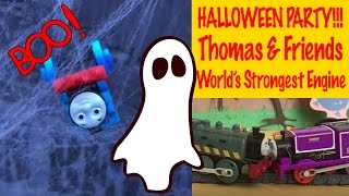 Halloween Party - Thomas & Friends Trackmaster World's Strongest Engine
