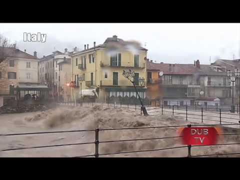 Überschwemmungen in Italien