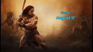 Highlight: Conan Exiles Stream: Pet System, Nu-combat and Jhebbal Sag
