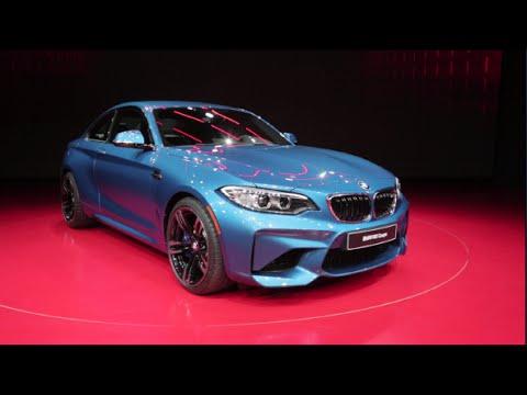 2017 BMW M2 - 2016 Detroit Auto Show