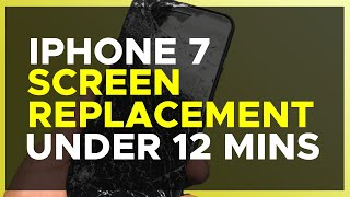 How to Replace BROKEN iPhone 7 SCREEN