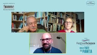 Festival della Scienza di Cagliari, intervistato dal giornalista scientifico Pietro Greco
