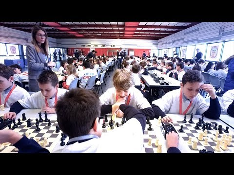 II Open Chess Peñarredonda