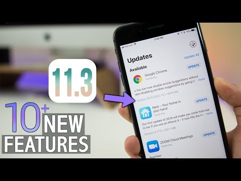 iOS 11.3 Beta 1 Released - 10+ New Features & Changes!