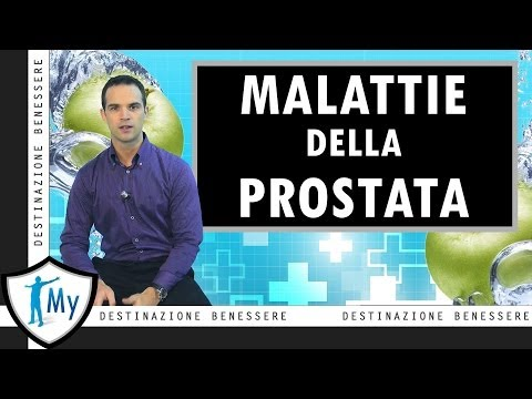 Dispositivo Ermak per il trattamento video prostatite