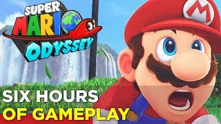 SUPER MARIO ODYSSEY - The First 6 (!) Hours, Hell Yes