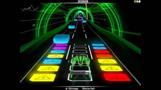 Audiosurf - 4 Strings - Waterfall