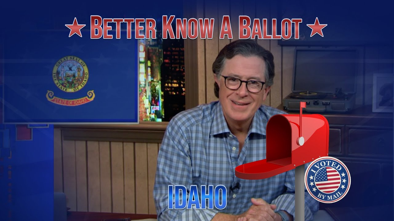 "Idaho, Confused About Voting In The 2020 Election? ""Better Know A Ballot"" Is Here To Help! thumbnail"