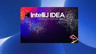 How to Install Intellij IDEA on Windows 8 / Windows 10 + Creating First Hello World Java Application