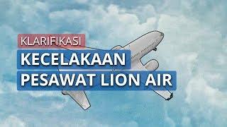Pihak Lion Air Group Bantah Pesawat Jatuh di Filipina Milik Mereka