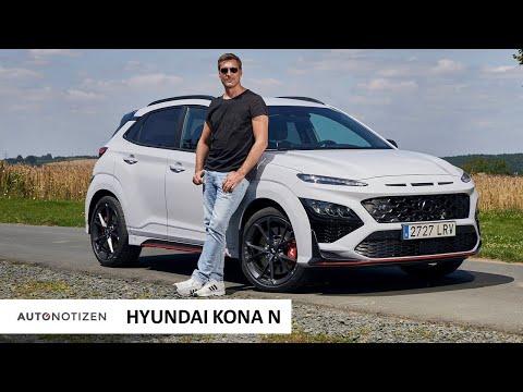 Hyundai Kona N: Hot Hatch mit 280 PS im SUV-Style | Test | Fahrbericht | Sound | 2021