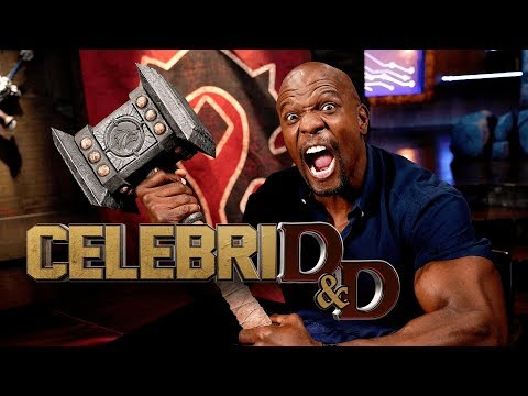 celebridd-with-terry-crews