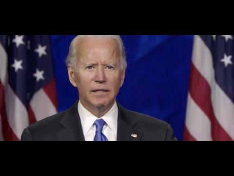 Was Joe Biden's DNC Speech Good Or Bad?