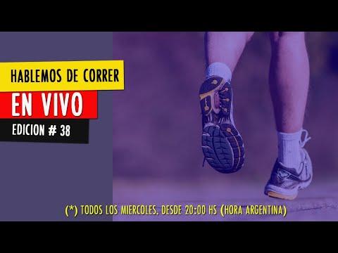 🔴 Hablemos de Correr - En VIVO #38 (miércoles 04-04-2018)