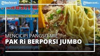 Pangsit Mie Pak Ri di Malang, Kuliner Legendaris yang Terkenal dengan Porsi Jumbo