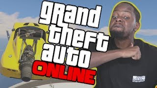 GOING THROUGH MY GTA 5 RACE HITLIST! - GTA 5 Online Race Funny Moments