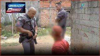Traficante armado que aterrorizava comunidade é preso