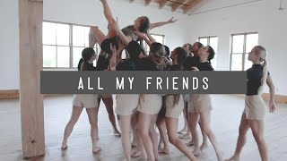 All My Friends  Dermot Kennedy  Jessie James Choreography