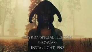 Skyrim Special Edition Showcase Insta Light ENB