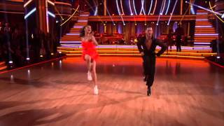 Zendaya vs Jacoby Dance-Off! ~ Dancing With The Stars HD ~ Season 16 2013