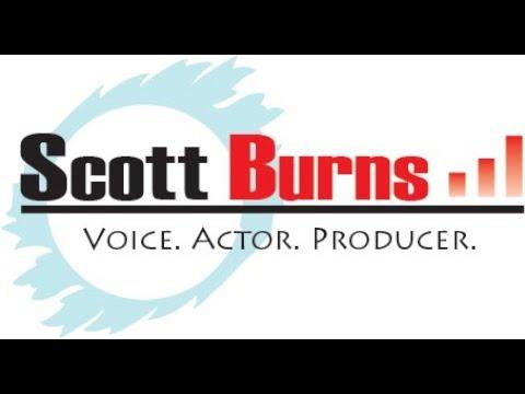 Scott Burns Voice and On-Camera Composite