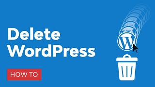 How to Delete Your WordPress Account or Blog