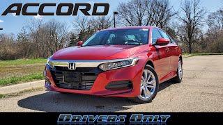 2020 Honda Accord LX - This Base Accord Is Fantastic