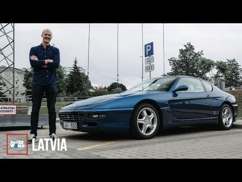 This Is The CHEAPEST FERRARI You Can Buy! | Eᴘ74: Lᴀᴛᴠɪᴀ