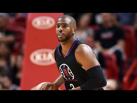 Chris Paul On His Competitive Nature | CampusInsiders