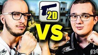 Gimper vs Gruby - NAJGRUBSZY Pojedynek w CS 2D!