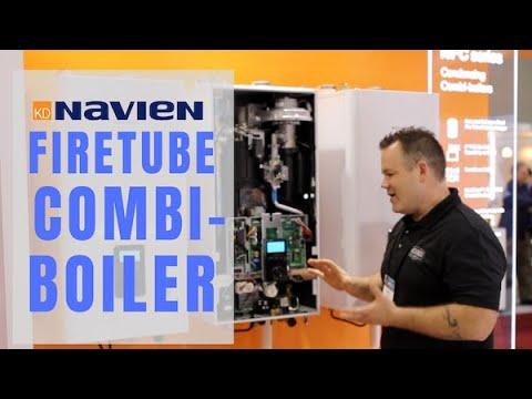 Navien NFC, Firetube Combi-Boiler