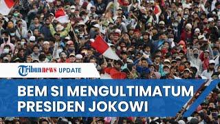 BEM SI Ultimatum Jokowi Angkat Pegawai KPK dalam 3x24 Jam, Akan Geruduk Jakarta jika Tak Digubris
