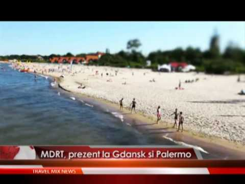 MDRT, prezent la Gdansk si Palermo
