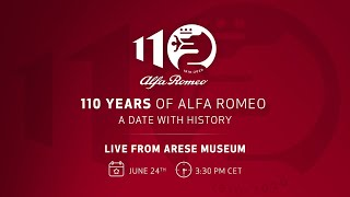 110 Years Of Alfa Romeo – A Date With History