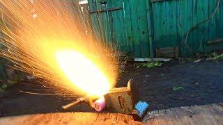 ✅Как у меня взлетел Аккумулятор 💥🚀 Литий оказывается взрывается Безопасен ли электро транспорт