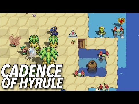 A Closer Look At Cadence Of Hyrule