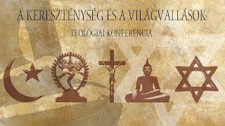Kereszténység és világvallások... Klaus Von Stosch Üdvösség - Komparatív teológia