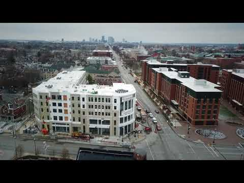 Ohio State off-campus apartment boom