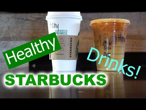 Video How To | Healthy Starbucks Drinks