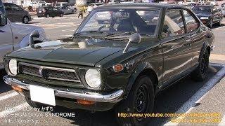 【 大黒PA 】 トヨタ・スプリンタートレノTE27 【 Toyota Sprinter Trueno TE27 】