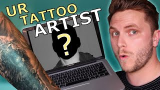 How To Find The Best Tattoo Artist For YOU!