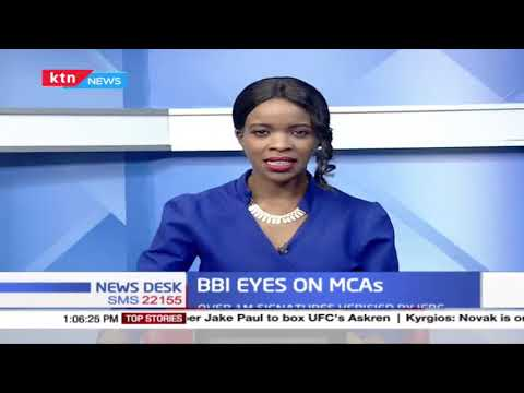 BBI eyes on MCAs:County Assemblies now the new BBI battlegrounds, as IEBC completes the verification