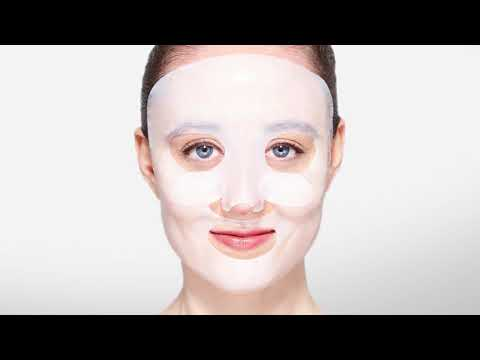 TimeWise Repair Bio Cellulose Mask HowTo